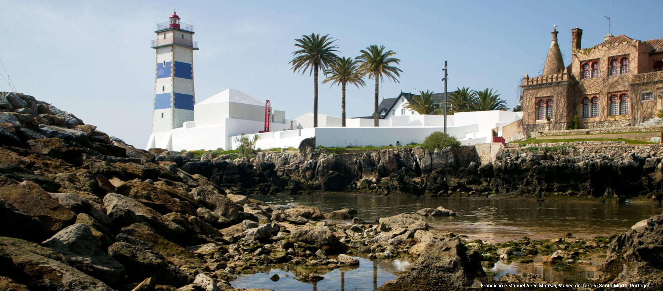Museo del faro di Santa Marta