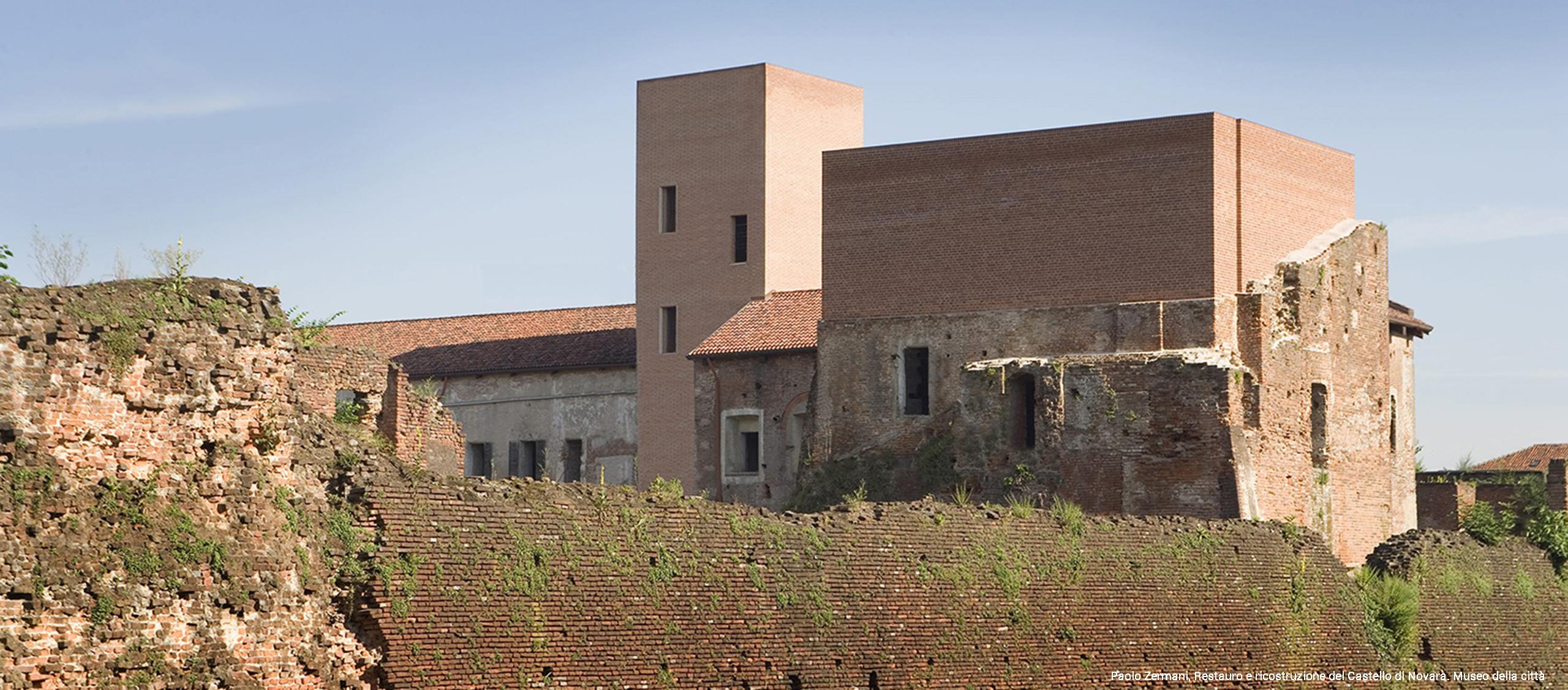 Restauro e ricostruzione del Castello di Novara, Museo della città